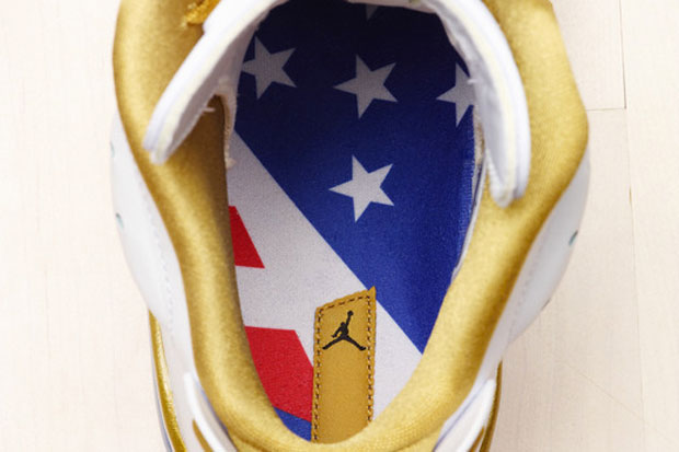 Jordan VI Golden Moments Pack