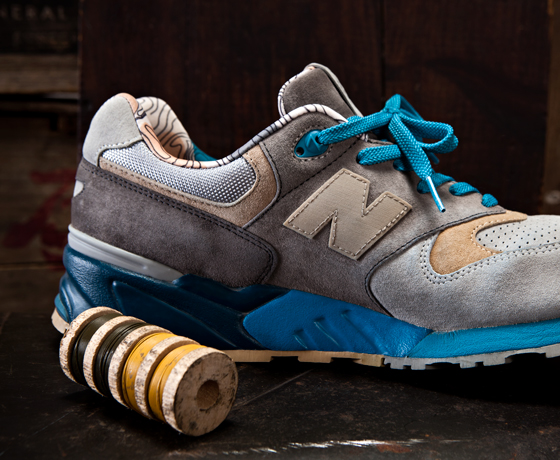 Concepts SEAL x New Balance 999