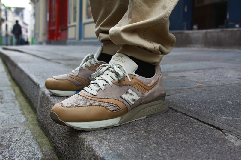 New Balance 997 x Nonnative Dune