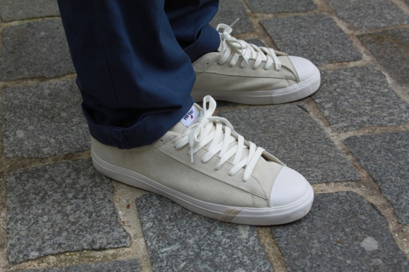Image de la Norse Projects avec Pro keds