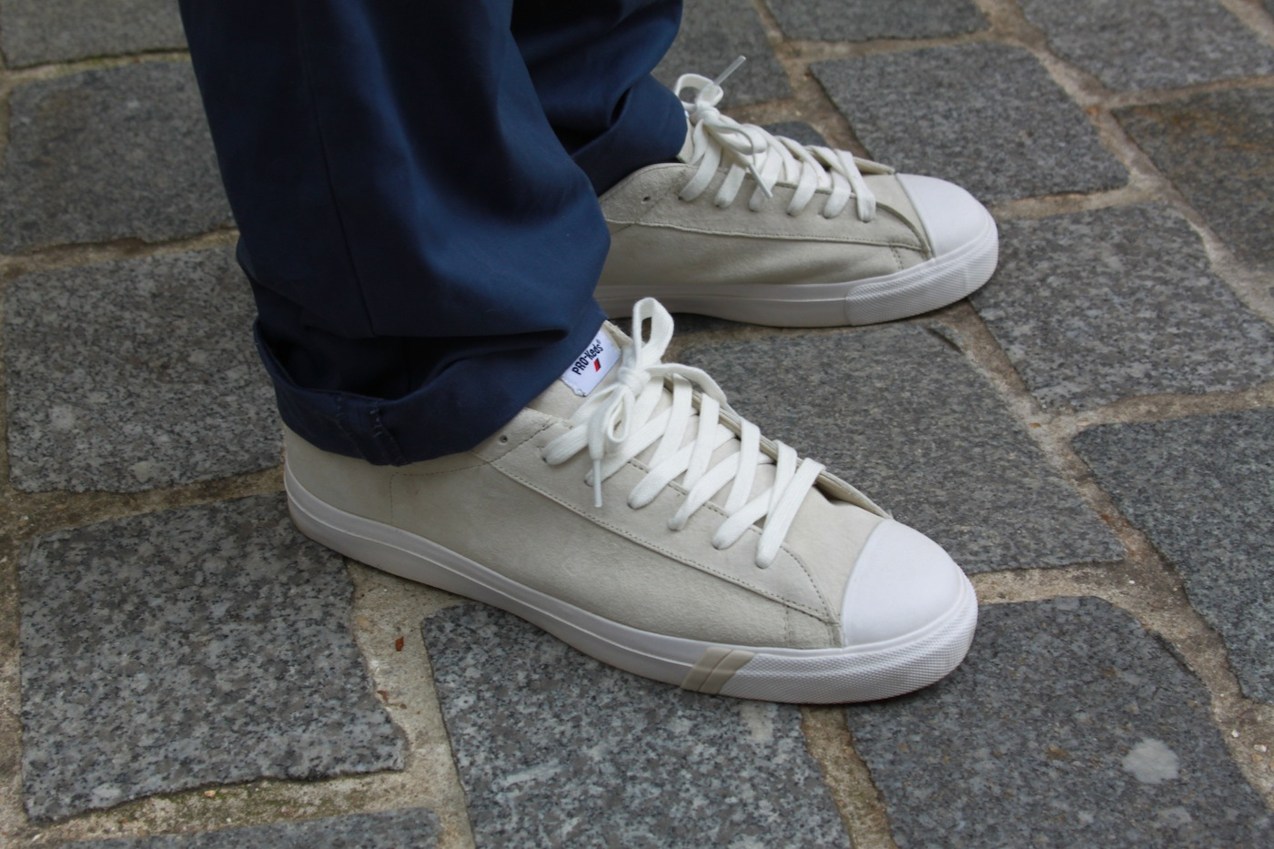 Pro Keds Royal Master White x Norse Projects