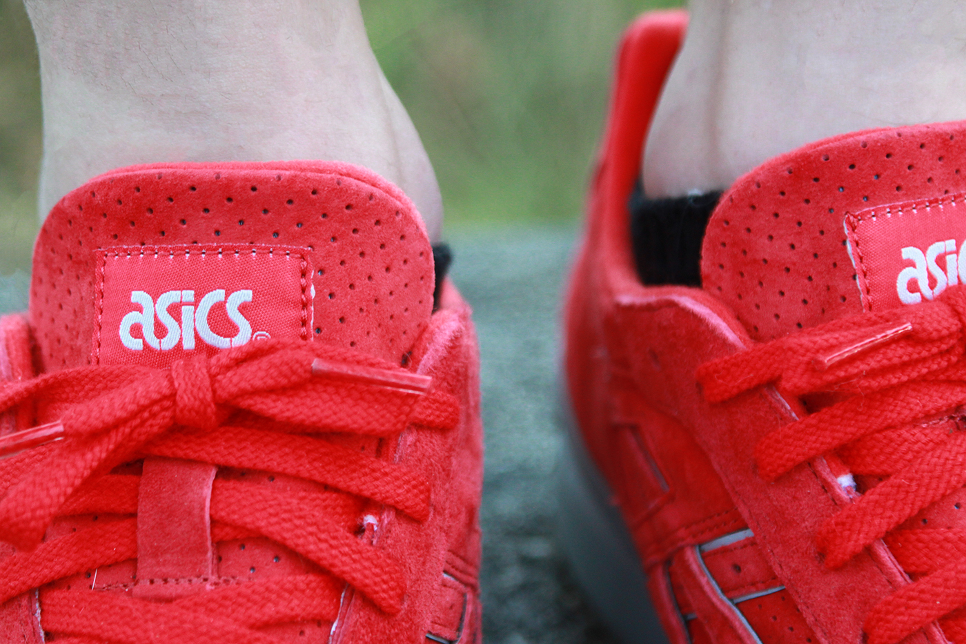 Asics GT II Superred 2