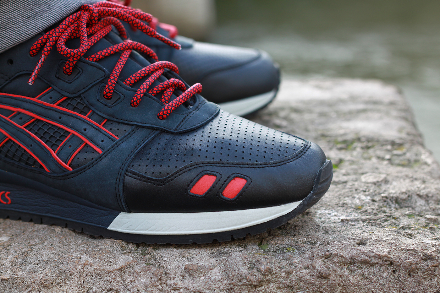 Asics Total Eclipse