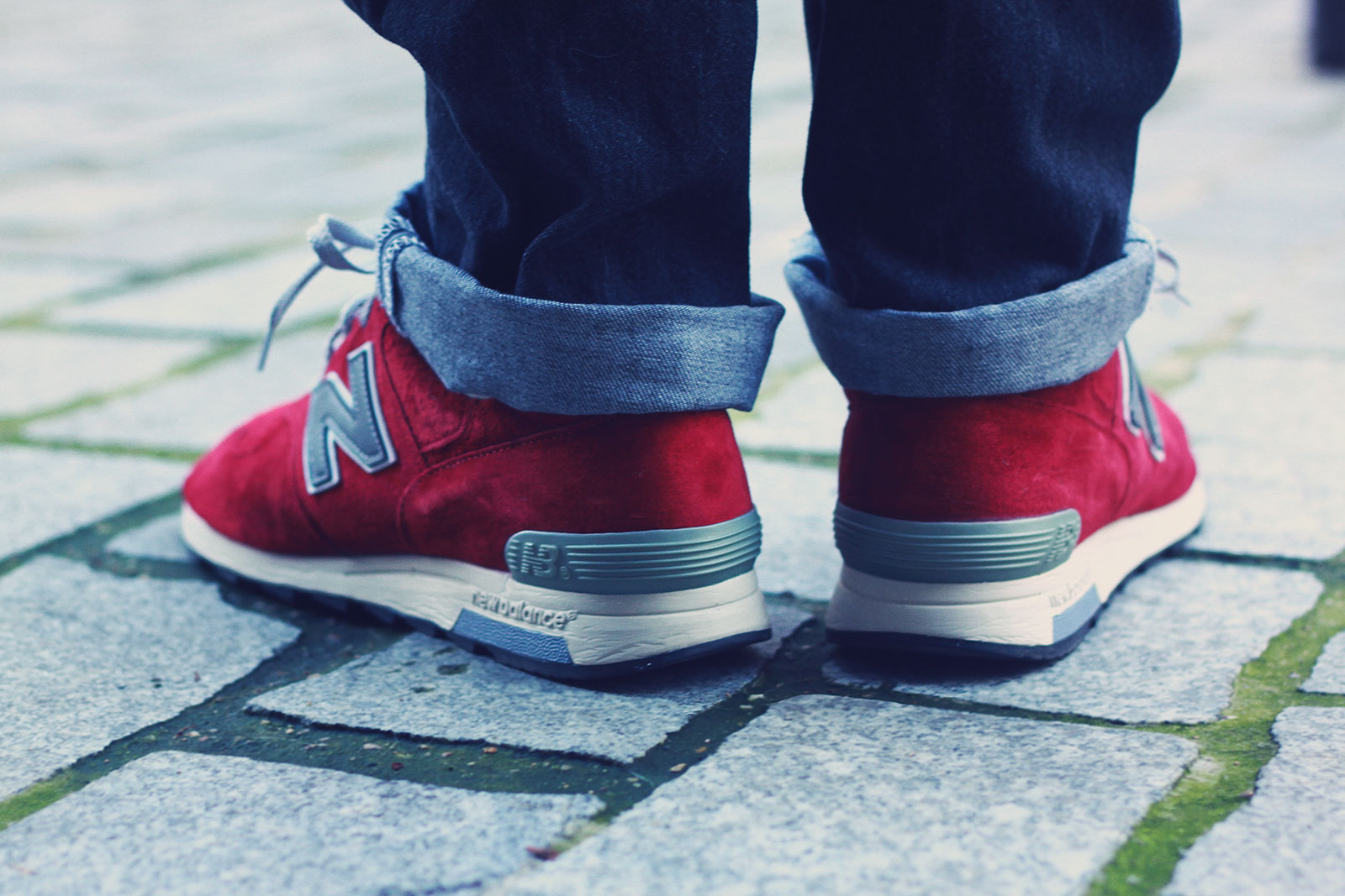New Balance M1400 Jcrew Cranberry