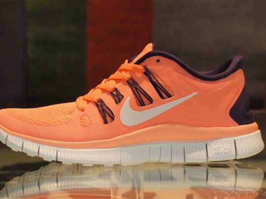Nike Free 5.0 iD Sample
