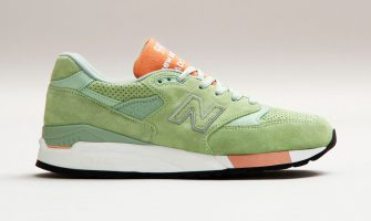 Concepts x New Balance 998 Tannery mint