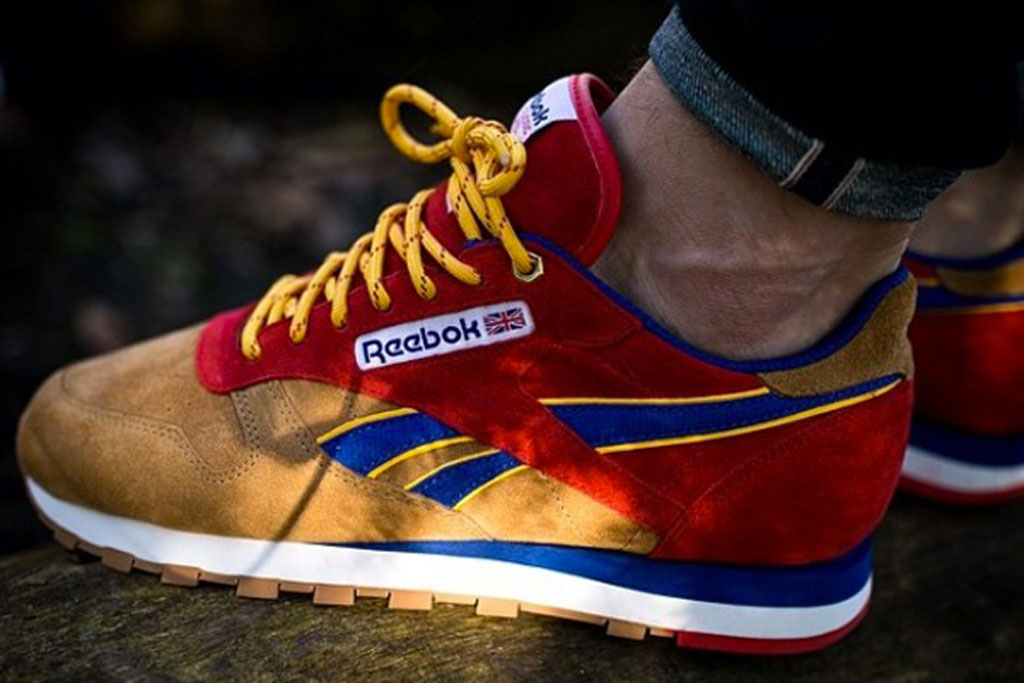Reebok x Snipes Classic Leather