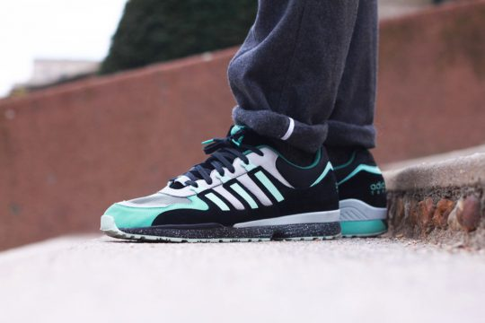 Adidas x Sneaker Freaker Torsion Integral S