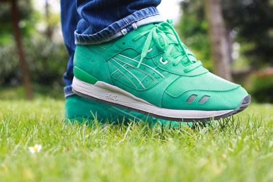 Asics Gel Lyte III Mint Leaf