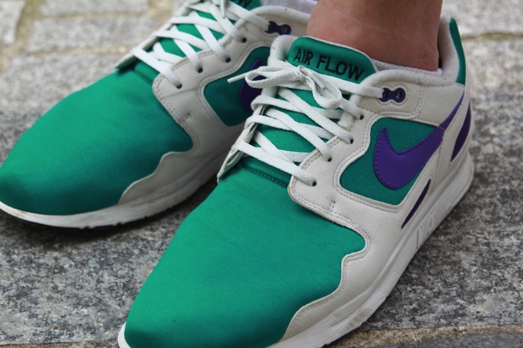 Nike Air Flow - Teal
