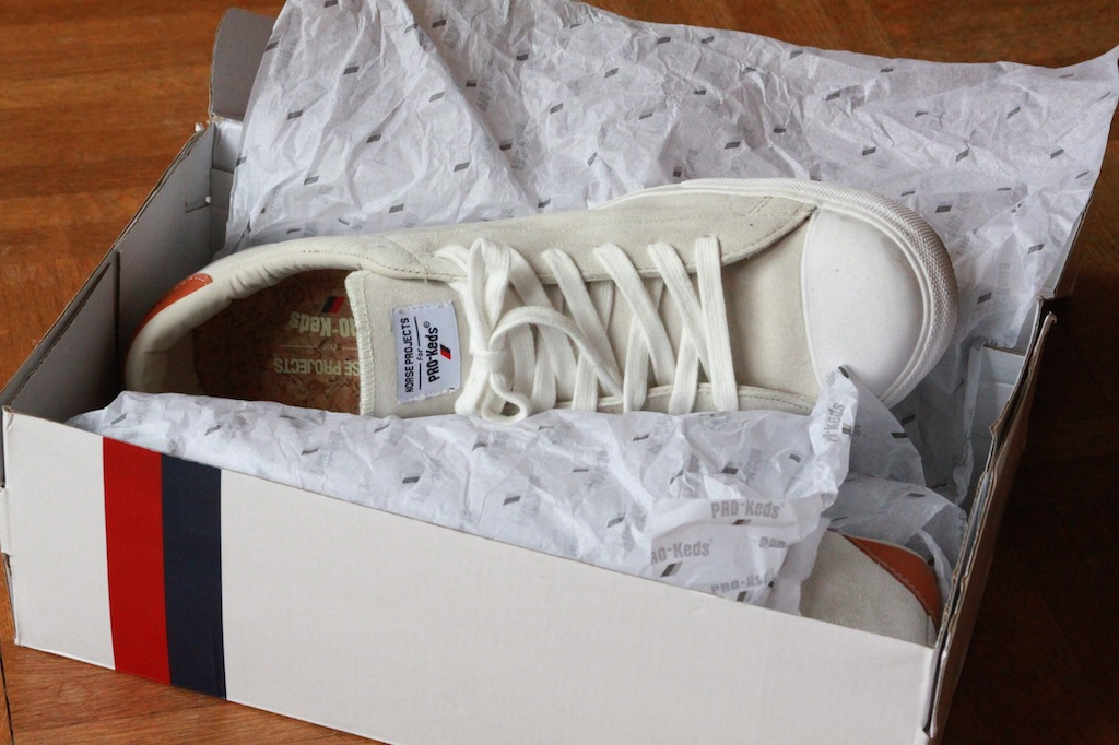 Norse Project x Pro Keds Royal Master white