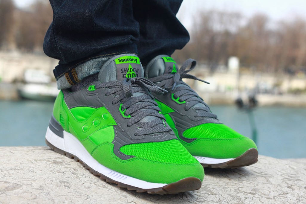 Saucony solebox Shadow 5000 verte