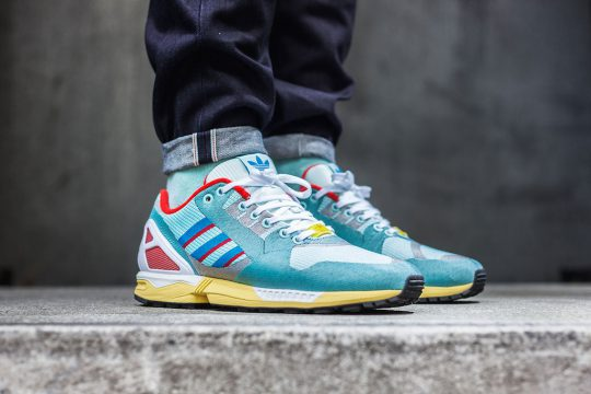 Adidas ZX Flux 9000 OG Turquoise