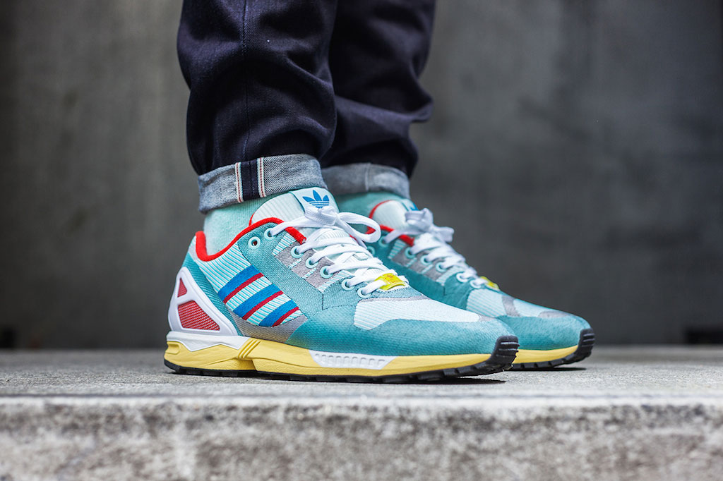 nouvelle adidas zx