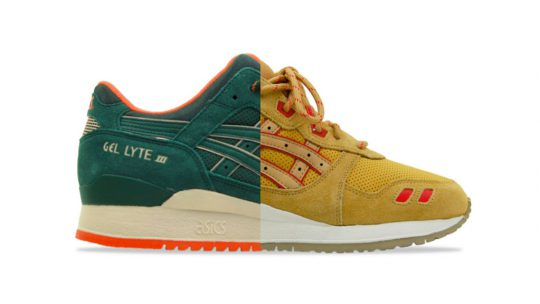 Asics Gel Lyte III Outdoor pack