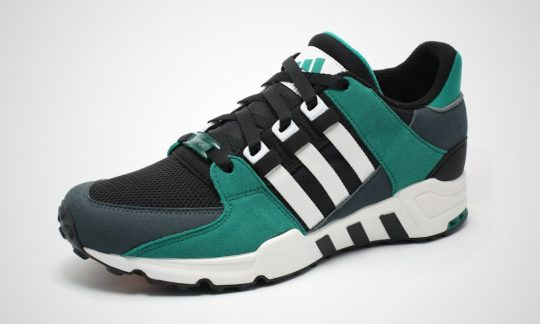 Adidas EQT Support 93 Black / Green