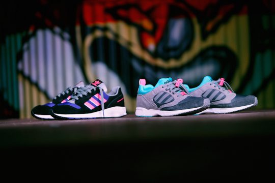 Adidas x Offspring Track Pack