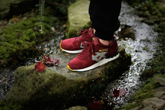 The Good Will Out x Asics Gel Lyte V 'Koyo'