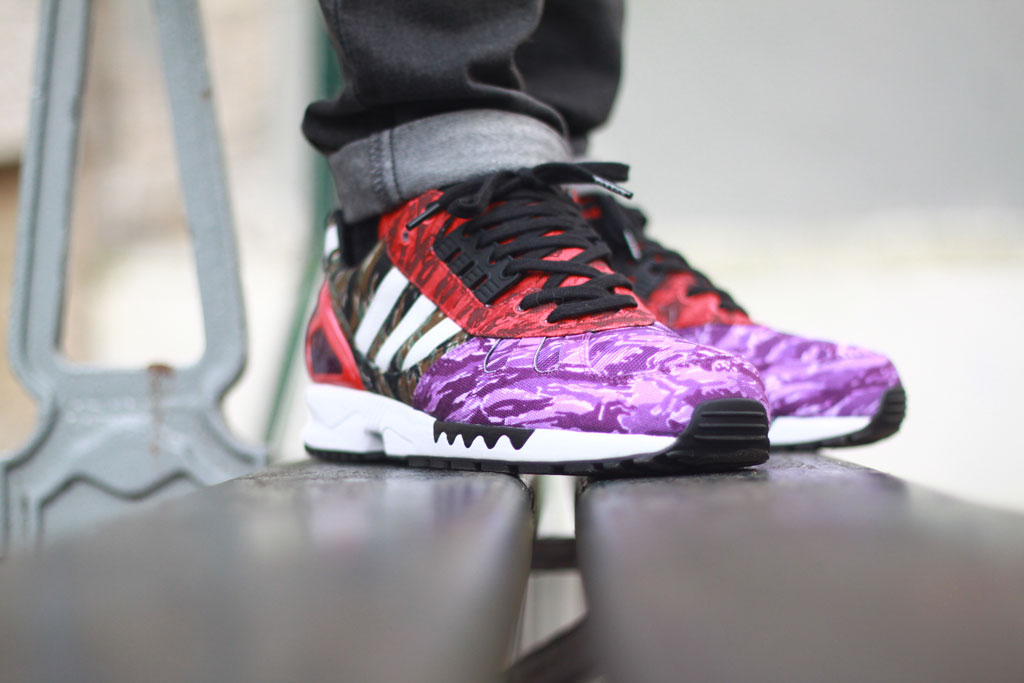 Adidas Black Scale ZX 7000