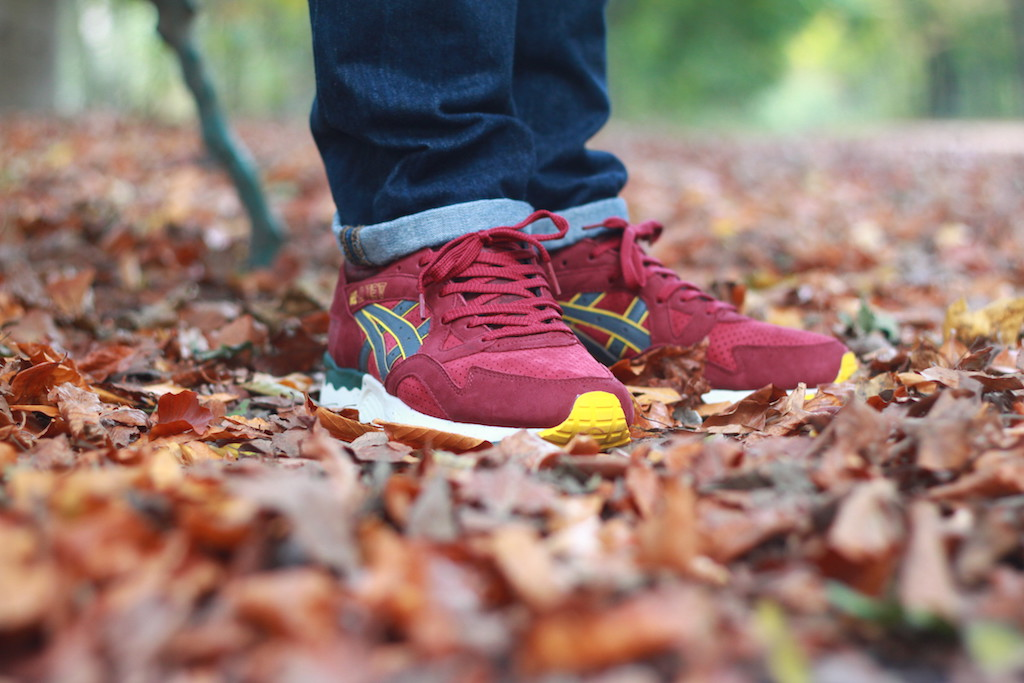 Asics Gel Lyte V Koyo The Good WIill Out