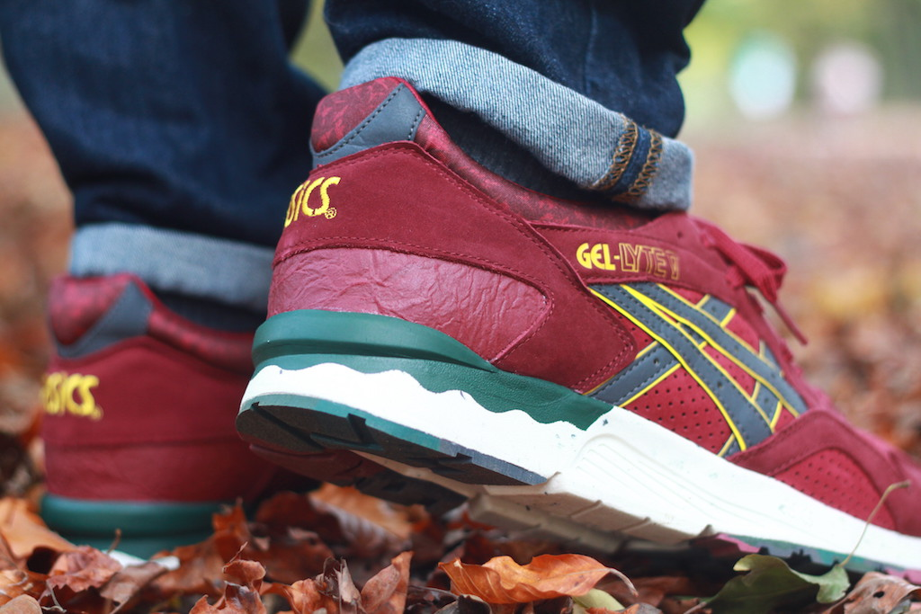 Asics x The Good Will Out Koyo
