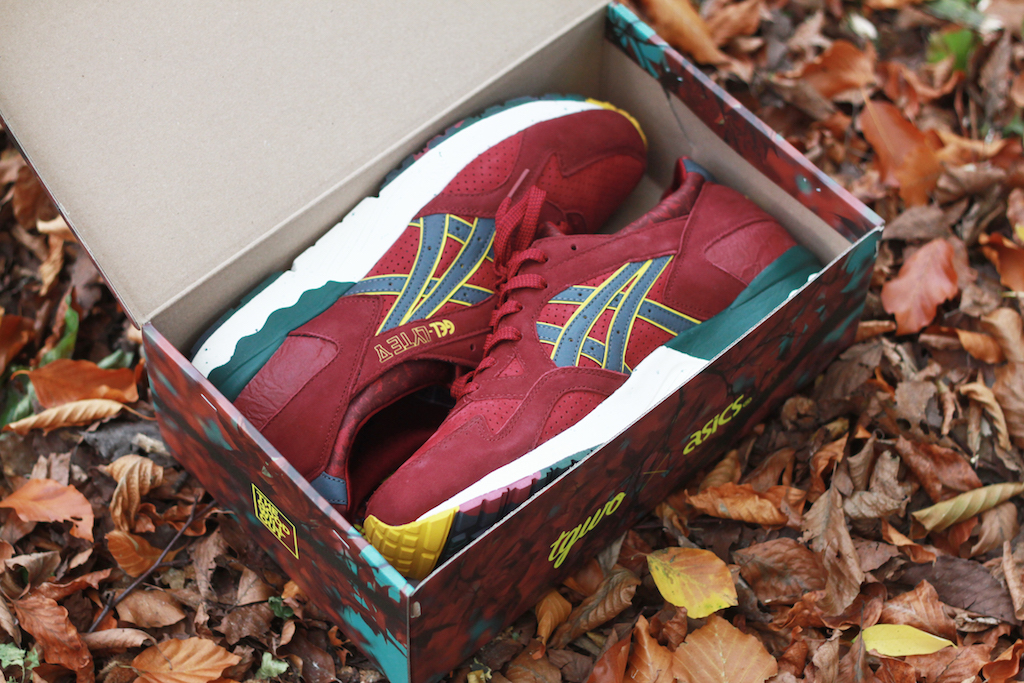 Asics x The Good Will Out Gel Lyte V