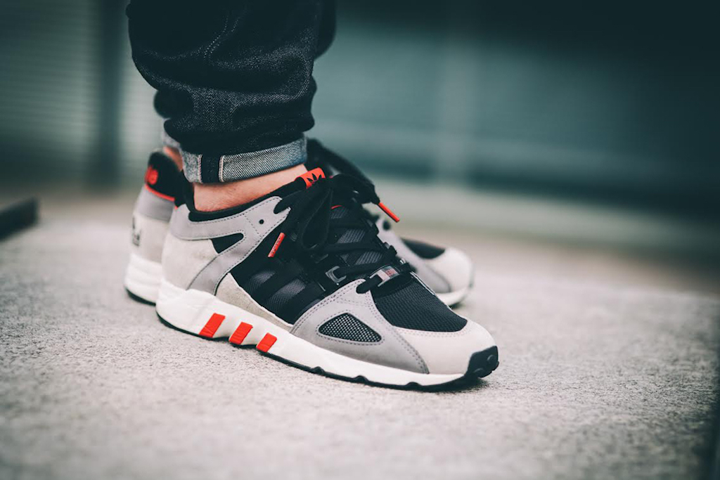 Adidas EQT Solebox Guidance