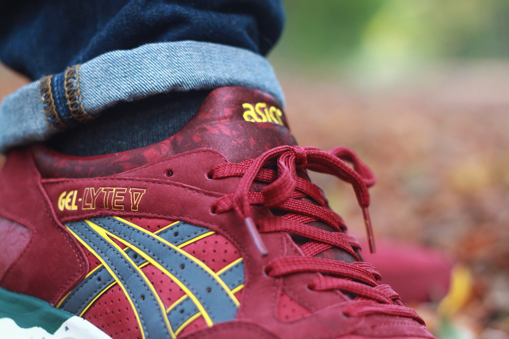Asics x The Good Will Out Gel Lyte V Koyo