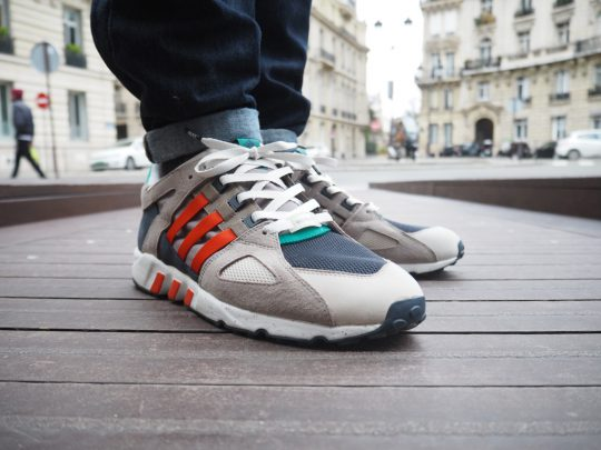Adidas EQT Highs and Lows Guidance