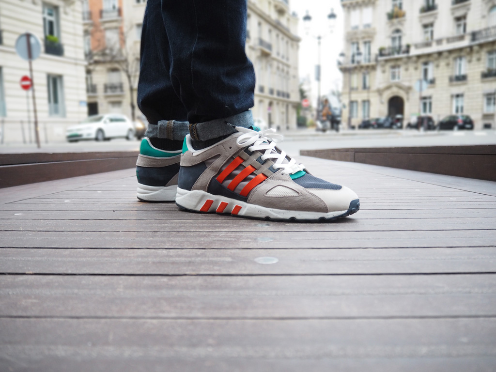 Highs And Lows X Adidas Eqt Guidance Onemesh