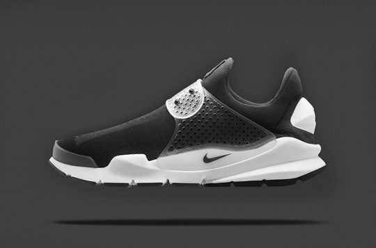 Nike x Fragment Sock Dart Black