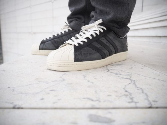 Adidas x Neighborhood Superstar WOMFT