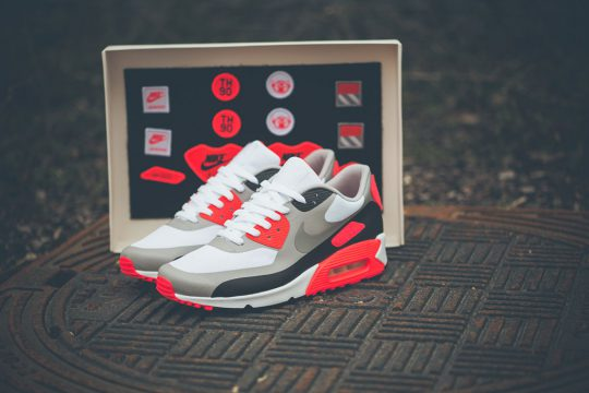 OU acheter Air Max 90 infrared patch