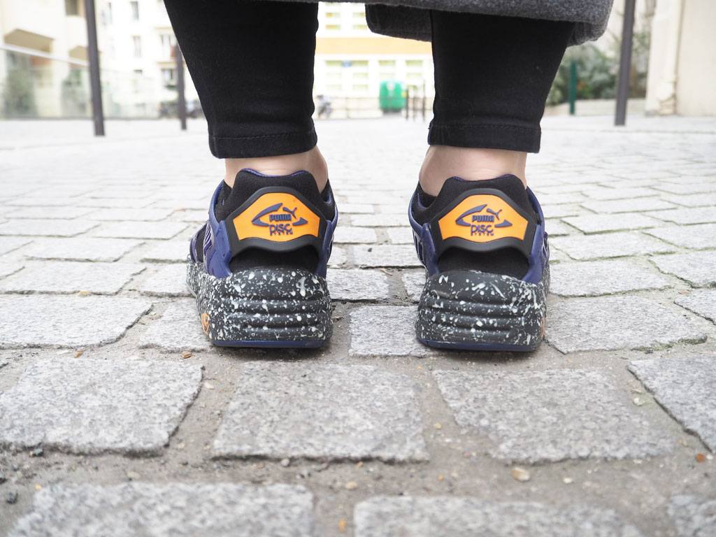 WOMFT Puma Disc Atmos Sun and Moon