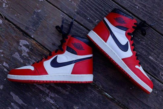Ou acheter Air Jordan 1 OG Chicago