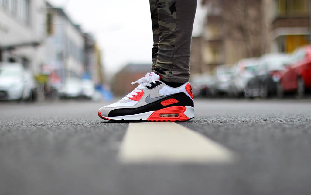 original nike air max 90 infrared