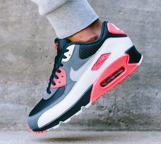 Nike air max reverse infrared