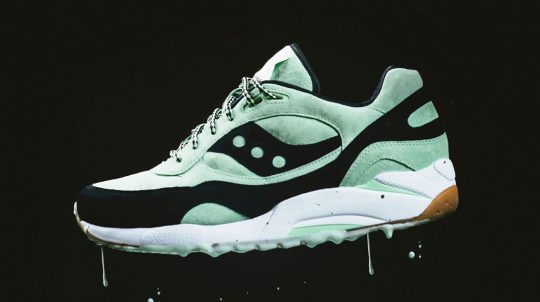 Saucony G9 Scoops pack shadow 6