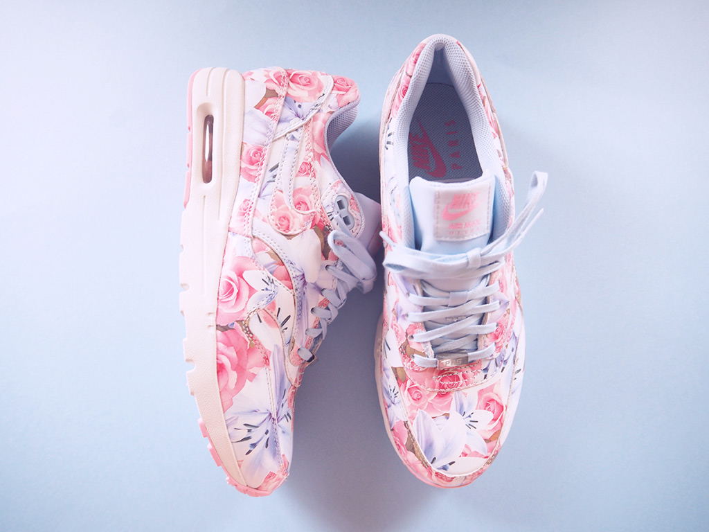 Nike Air Max Ultra Floral City Pack 'Paris'