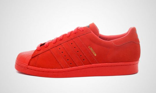 Adidas Superstar 80s City Pack London