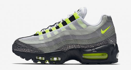 Nike Air Max 95 Neon Safari