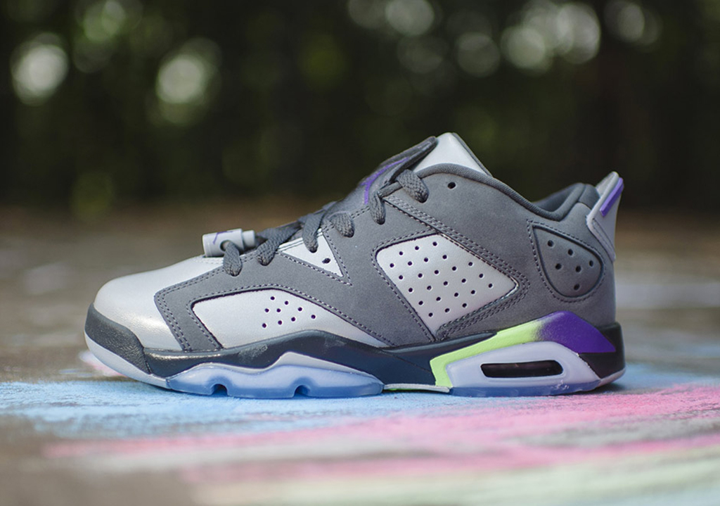 Air Jordan 6 Low Ultraviolet