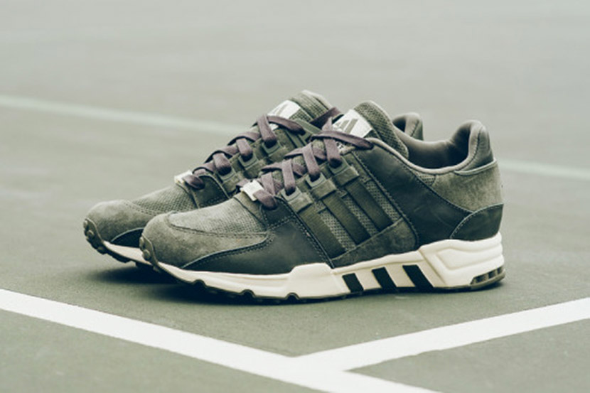 Adidas EQT Running Support 93 Base Green