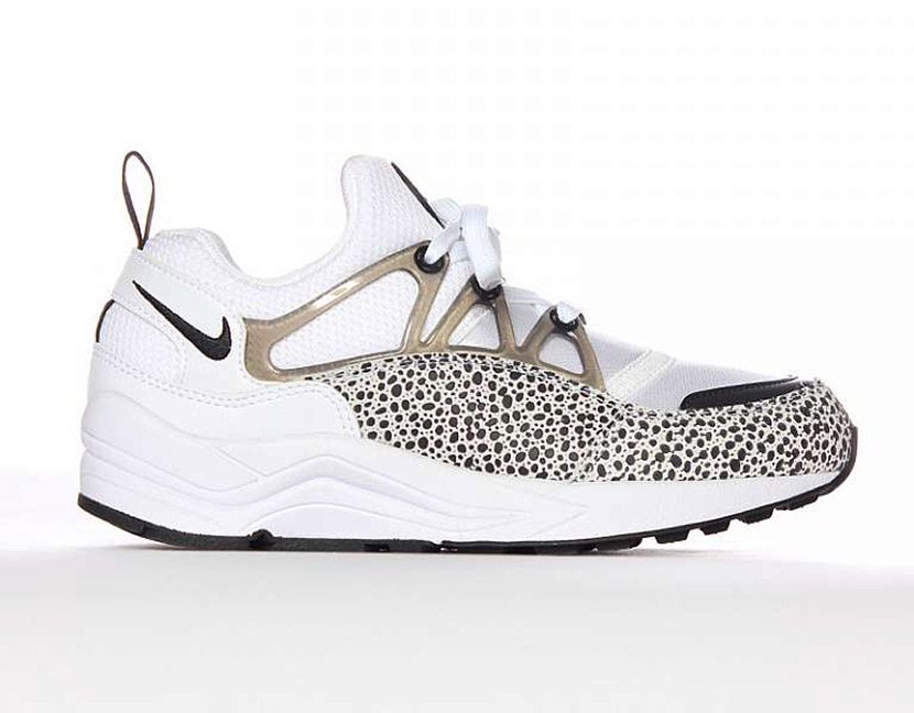 Nike Air Huarache Light PRM White Safari