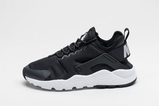 Ou acheter Nike Air Huarache Run Ultra Black White