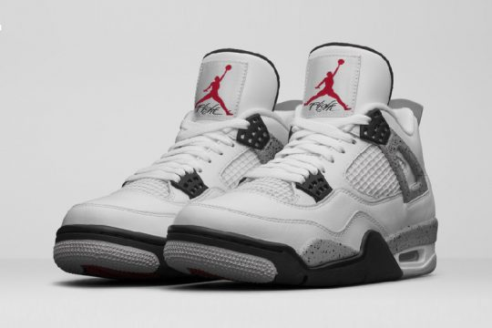 Date de release Nike Air Jordan 4 OG White Cement 2016 Nike Air