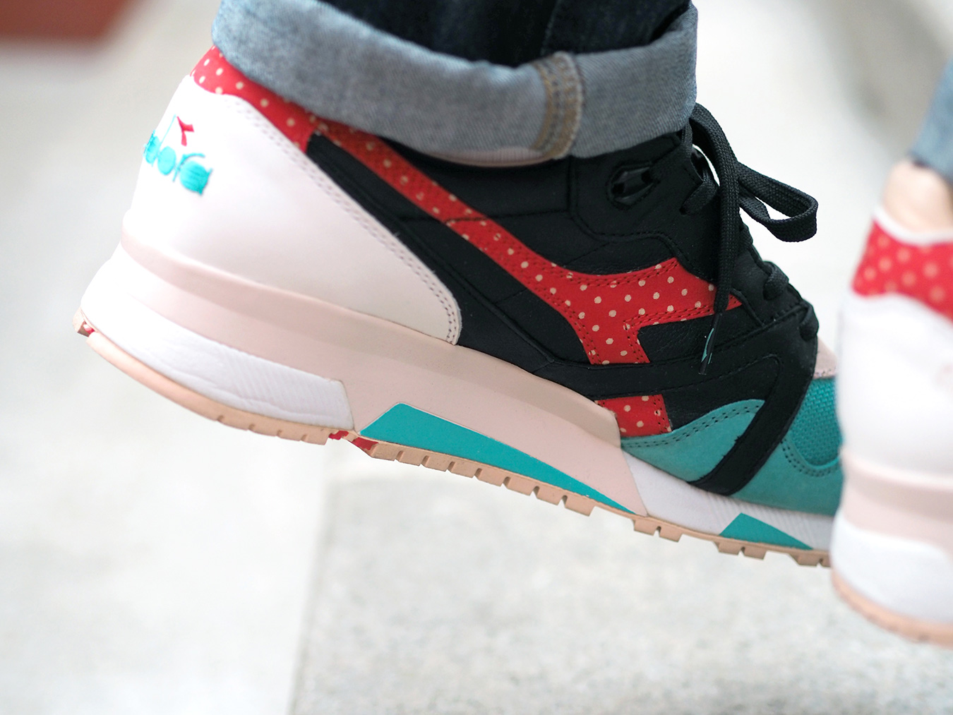 Diadora N9000 x Limiteditions