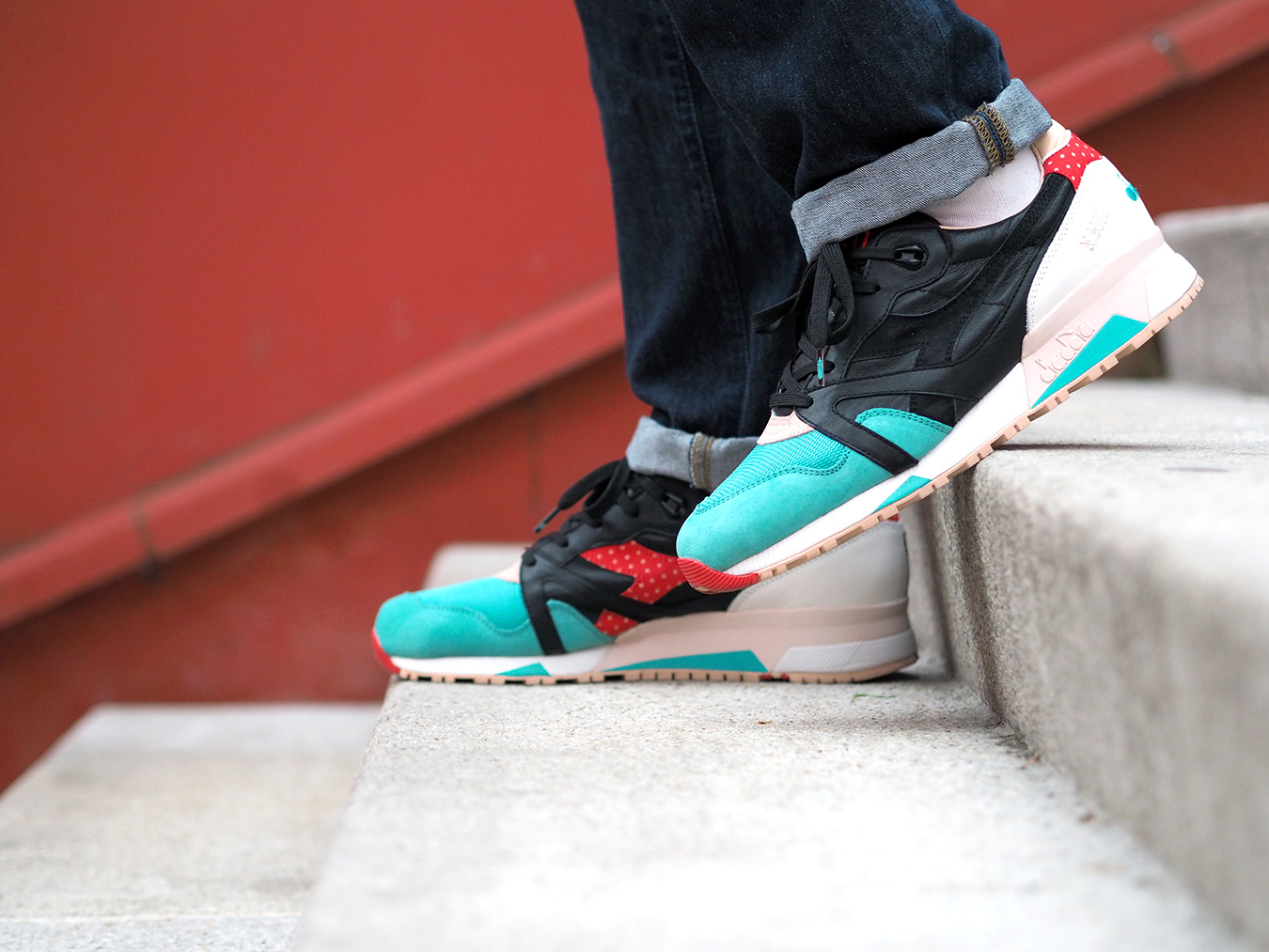 N9000 x Limiteditions Castellers