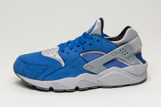 Date de sortie Nike Air Huarache Run Premium Varsity Royal