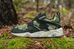 Date de release Sneakersnstuff x PUMA Blaze of Glory Swedish Camo